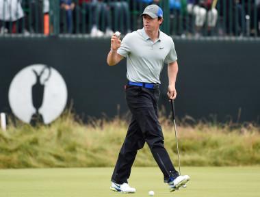 Golf: The 143rd Open Championship-Third Round