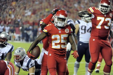 NFL: New England Patriots at Kansas City Chiefs
