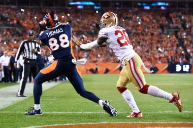 NFL: San Francisco 49ers at Denver Broncos