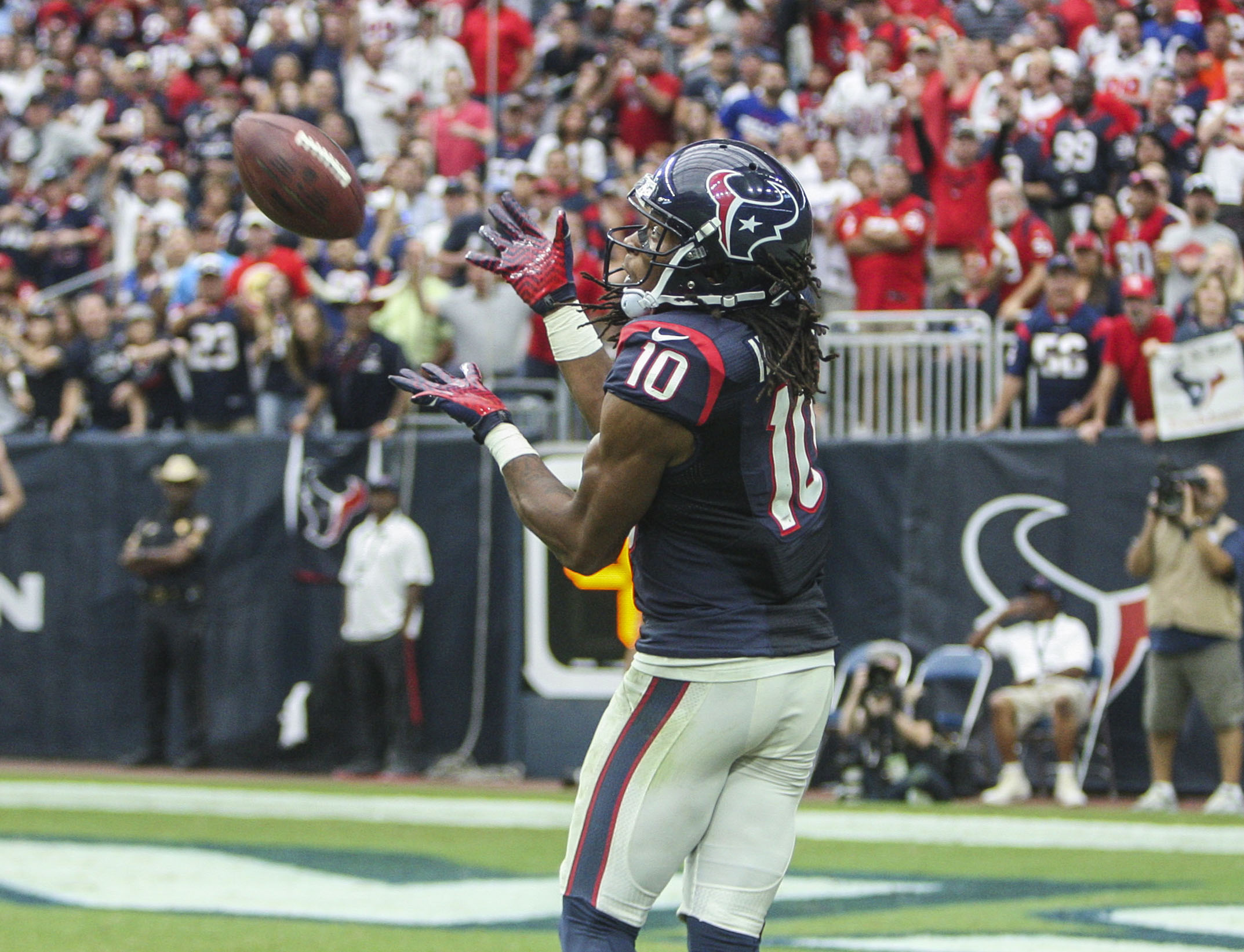 NFL: Buffalo Bills at Houston Texans