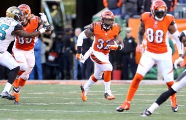 NFL: Jacksonville Jaguars at Cincinnati Bengals