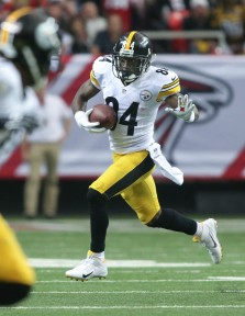 NFL: Pittsburgh Steelers at Atlanta Falcons