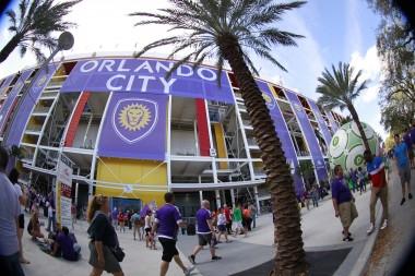 Soccer! MLS! Orlando City! OMG!!! SQUEEE!!!