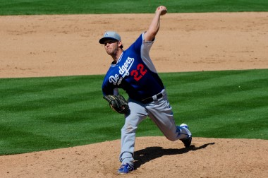 MLB: Los Angeles Dodgers at Oakland Athletics