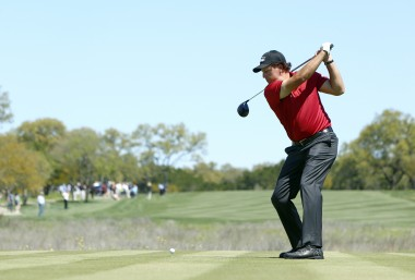 PGA: Valero Texas Open-Second Round