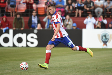 Atletico Madrid is a soccer team in Madrid, Spain. Think of them as the Jets.