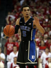 Tyus Jones carried Duke past Wisconsin in their first matchup