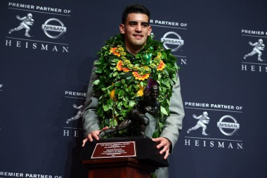 Mariota won the Heisman Trophy, but will he be a great NFL QB?