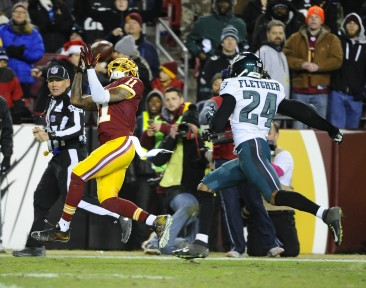 DeSean Jackson went from staring for the Eagles to staring against them after Chip Kelly decided to cut him