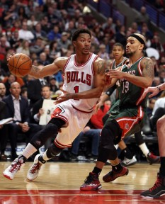 Rose is going to have to return to full strength if the Bulls are going to make a playoff run