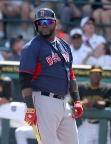 MLB: Boston Red Sox at Pittsburgh Pirates