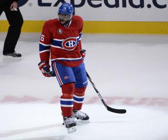 NHL: Tampa Bay Lightning at Montreal Canadiens