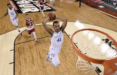 Many think Trey Lyles has a bright NBA future, but he had a tough time showing that at Kentucky