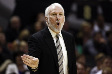 Gregg Popovich has his Spurs in place to contend again after hearing the same old criticism