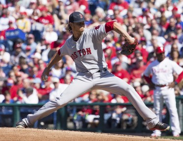 Clay Buchholz had a strong start on Opening Day, but let's see him do it again