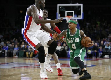 Isaiah Thomas carried the Celtics to a huge win on Wednesday