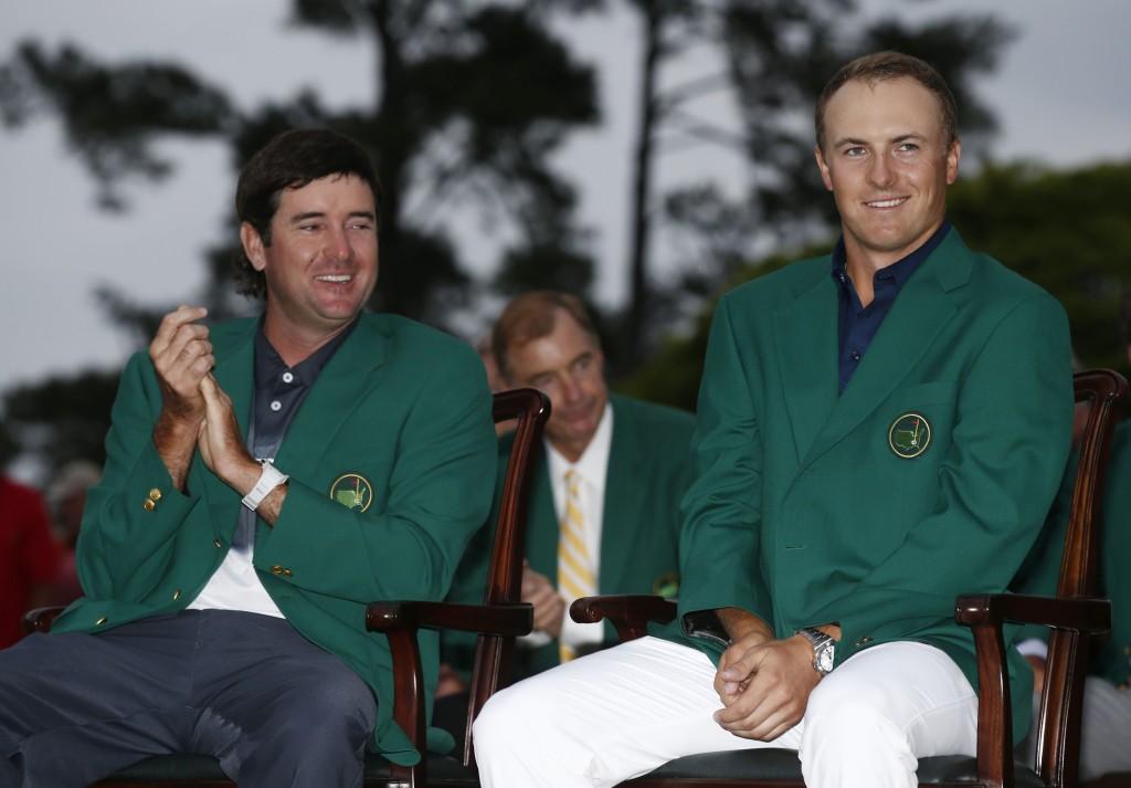 Jordan Spieth wins Masters