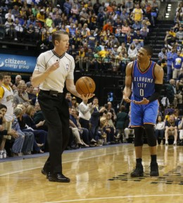 Westbrook made sure to plead his case, knowing exactly what this technical meant