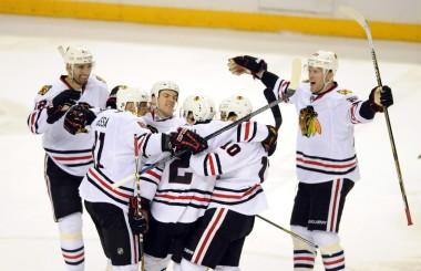 Stanley Cup Playoffs: Night One Recap