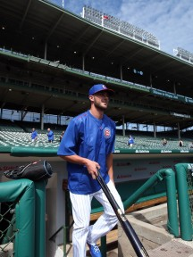 Kris Bryant will make his MLB debut Friday with quite a bit of pressure of his shoulders