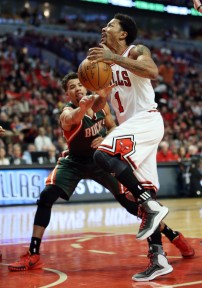 D-Rose was back to his explosive self in Game 1 vs. the Bucks