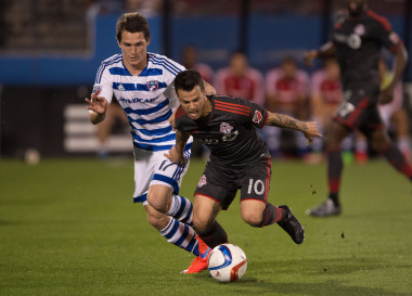 Toronto FC faced off in dramatic fashion against Dallas FC.