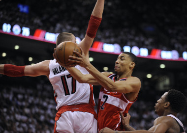 A hometown hero in the making, Otto Porter blossomed in the Toronto series, can he keep it going in the next round? Should you include him in your picks?