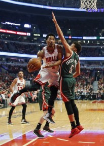 Rose will need all the rest he can get if he and the Bulls are going to finish off the Bucks