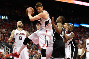 Kyle Korver needs to bring his game to fight off the Nets along with all the Hawks in this series.