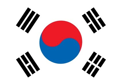 Korean Flag KMarko