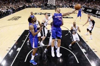 The Clippers played with Spurs-like focus in Game 6