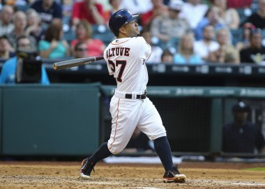 Jose Altuve has been the Astros' best player during their surprise start to the season