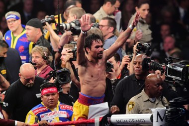 The People's Champ may not have won the fight, but he's a much easier fighter to respect than the undefeated Mayweather