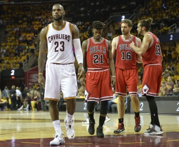LeBron James was held in check by those guys in Game 1, but adjustments will be made