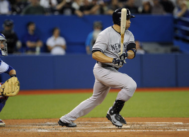 New York Yankees right field Carlos Beltran was once cold as ice, but now he has heated up.