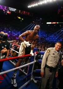 Mayweather's unwillingness to actually fight anyone in the ring is the main reason a rematch would be just another letdown
