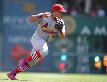 St. Louis Cardinals second baseman Kolten Wong is on my list to keep an eye out for.
