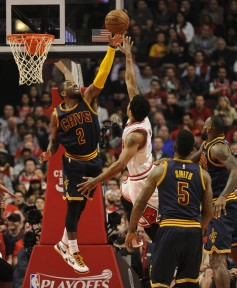 Kyrie Irving is a crucial part of the Cavs' success, but they need him at 100% in the NBA Finals more than they do at 50% against the Hawks.