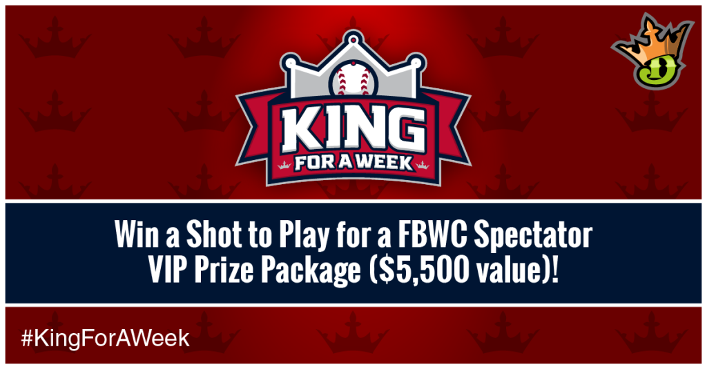 King for a Week Contest