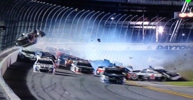 """The Big One"": Coke Zero 400 Ends in One of the Craziest NASCAR Finishes Ever"