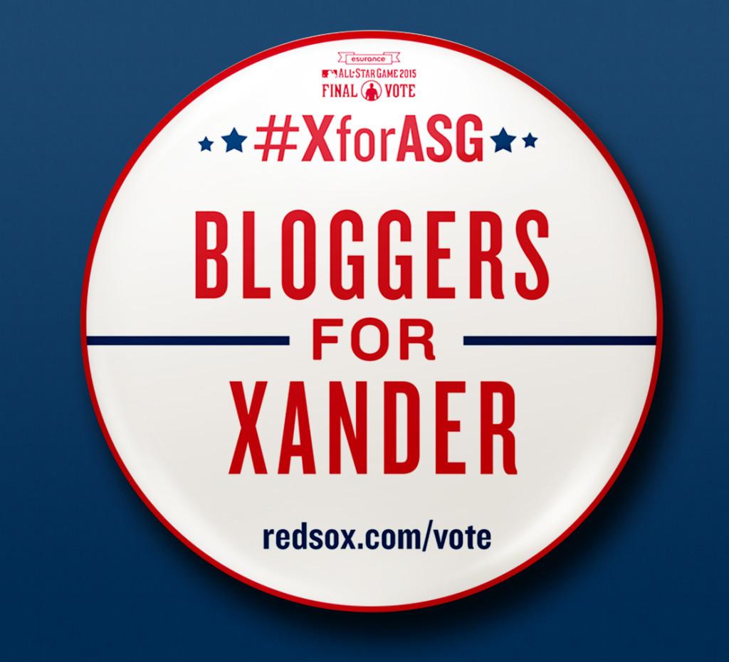 bloggersforxander