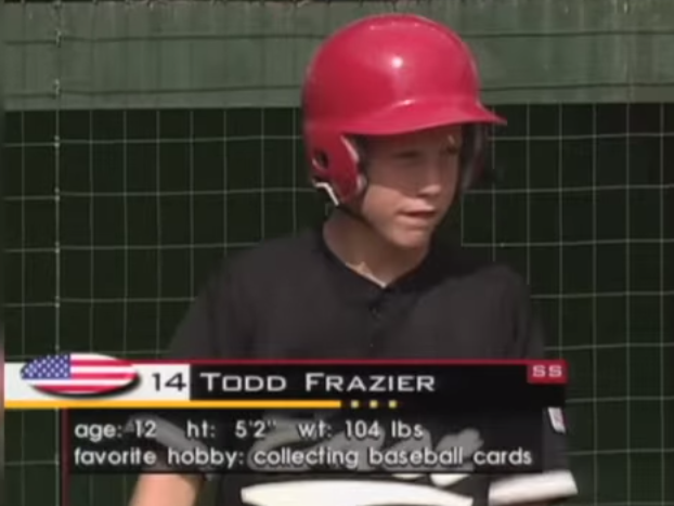 That Time Hr Derby Champion Todd Frazier Went Deep In The