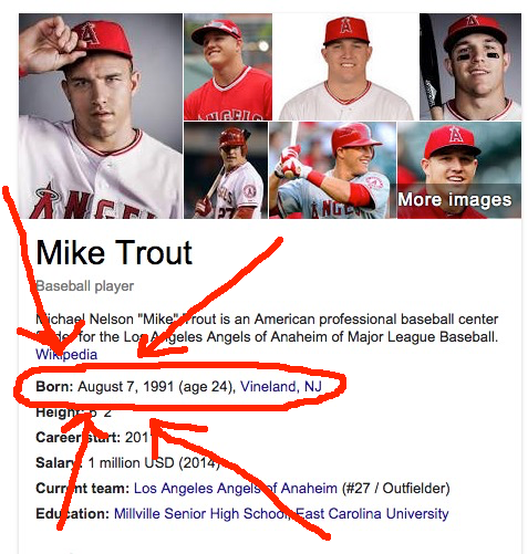 KMarko Trout Birthday