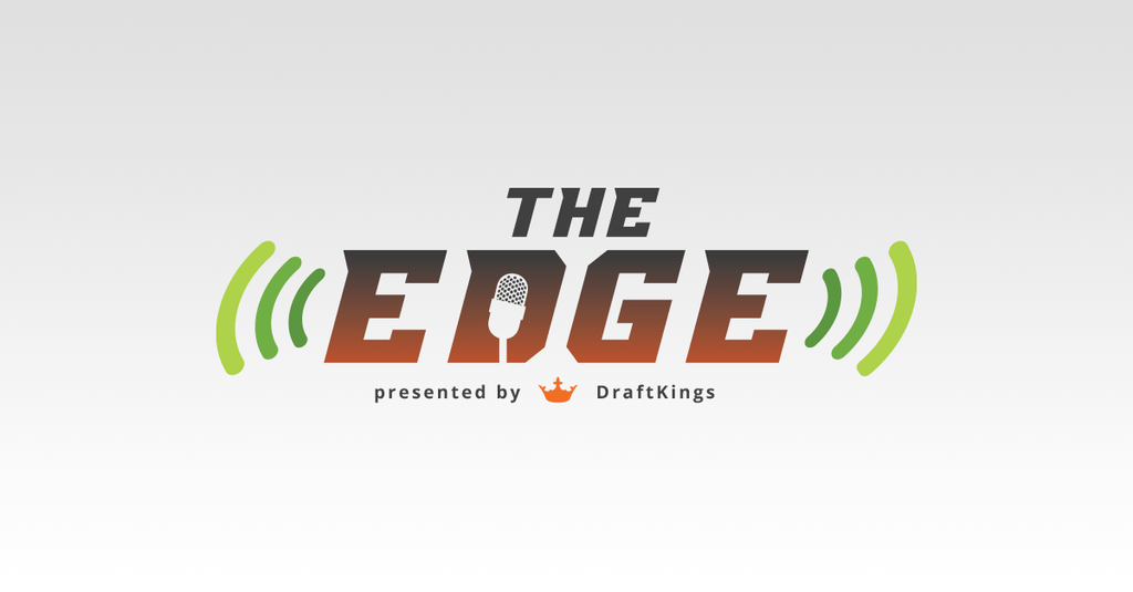 The Daily Fantasy Football Edge Podcast Draftkings Playbook