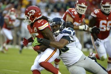 NFL Salary Charts: Week 1