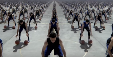 Weirdly A Lot Of Ballet In This New Steph Curry/Jordan Spieth Under Armour Ad