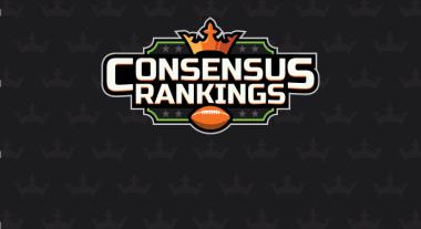NFL Consensus Rankings: Week 3