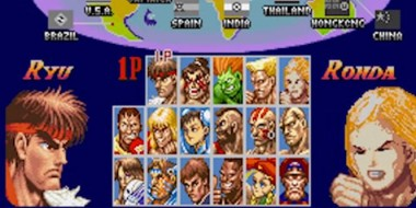 EVEN As A Street Fighter II Character.. All Ronda Rousey Does Is Go Undefeated