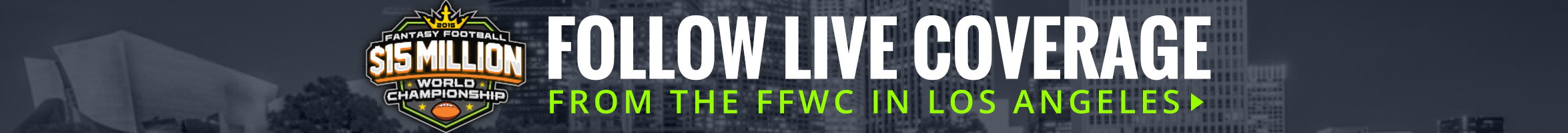 Live Coverage FFWC
