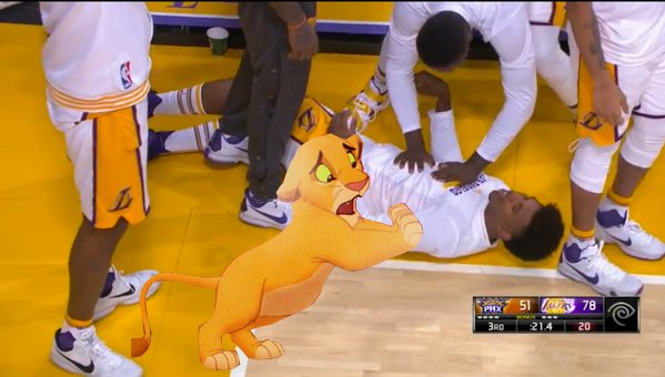 Lion King Swaggy P